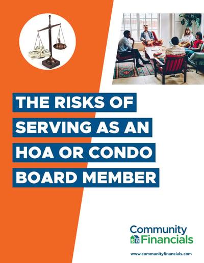Risk-of-Serving-HOA-Condo-Board